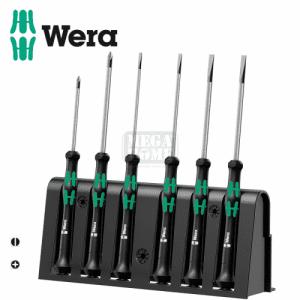 Комплект прецизни отверки Kraftform, 6 бр. WERA