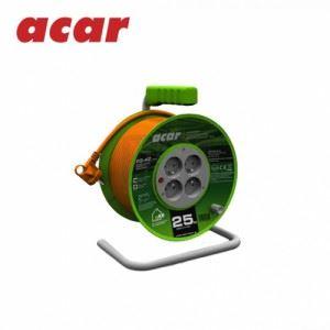 Разклонител с кабел 3 x 1.5 кв мм 25 м Acar 82430