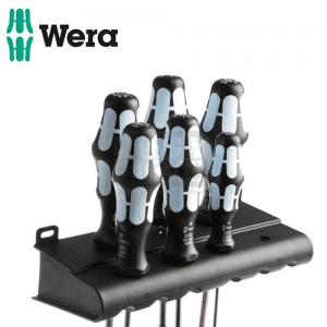 Комплект отвертки от неръждаема стомана, 6 бр. WERA