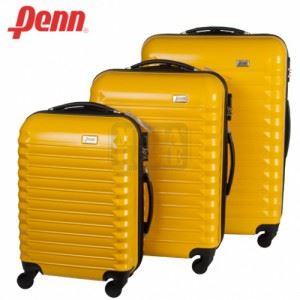 PVC Куфар с колелца и телескопична дръжка Penn 18 - 22 инча