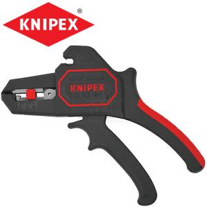 Автоматични клещи за оголване на кабели KNIPEX