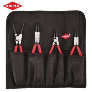 Комплект прави зегер клещи, 4 части KNIPEX