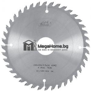 Циркулярен HM диск за дърво 200 мм х 30 мм z64 Pilana