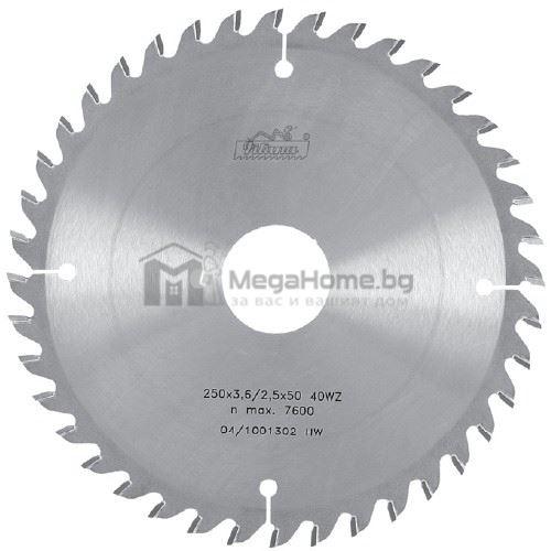 Циркулярен HM диск за дърво Pilana 200 мм х 30 мм z48