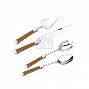 Комплект прибори за сервиране, 4 части GRIGIO Regent inox