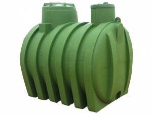 Резервоар за вкопаване Рото 3500 - 5000 л