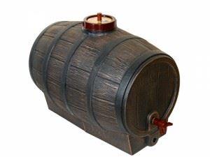 Бъчва за вино Рото Барик 100 л