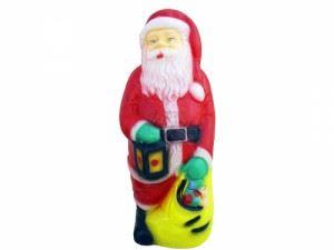 Светеща фигура Рото Дядо Коледа голям L