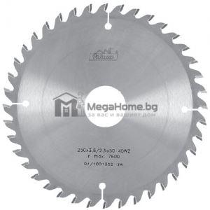 Циркулярен HM диск за дърво 450 мм х 30 мм z72