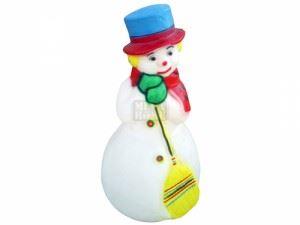 Светеща фигура Рото Снежен човек голям L