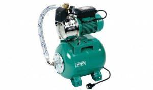 Уредба хидрофорна с цилиндричен съд HWJ 204 X EM 24 L Wilo