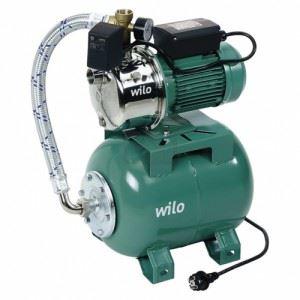 Уредба хидрофорна с цилиндричен съд HWJ 203 X EM 24 L Wilo