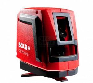 Нивелир лазерен линеен Sola Crossline 20 м 0.2 мм / 1 м