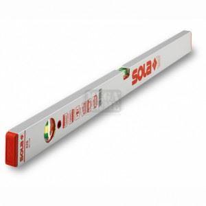 Нивелир алуминиев 2000 мм 0.50 мм / м Sola AZB 200