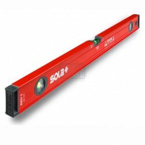 Нивелир алуминиев 600 мм 0.30 мм / м Sola RED 3 60