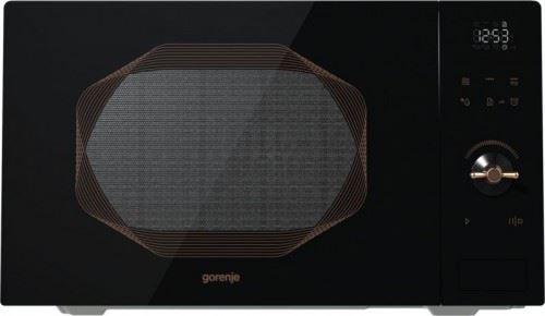 Микровълнова печка с грил Gorenje MO25INB 25 л