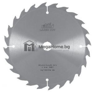 Циркулярен HM диск за дърво Pilana 400мм х30мм z64