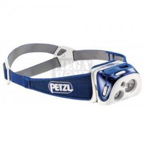 Челна лампа REACTIK 190 лумена, синя PETZL