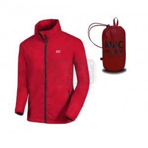 Водоустойчиво яке ORIGIN LAVA RED, червено Mac in a Sac