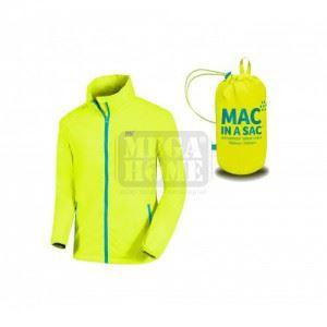 Водоустойчиво яке ORIGIN NEON YELLOW, жълто Mac in a Sac