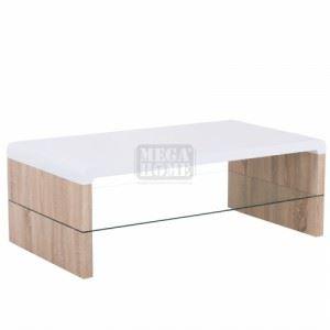 Холна маса Carmen Matrix бял дъб
