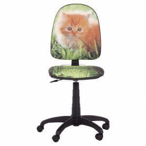 Детски стол Carmen Prestige коте