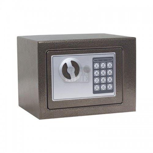 Метален сейф Carmen CR-1550-1 XZ кафяв