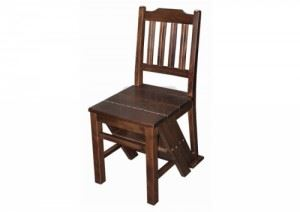Дървен стол стълбичка