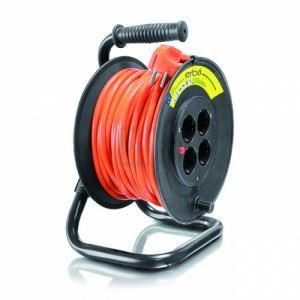 Разклонител - макара с кабел 20 м Erba