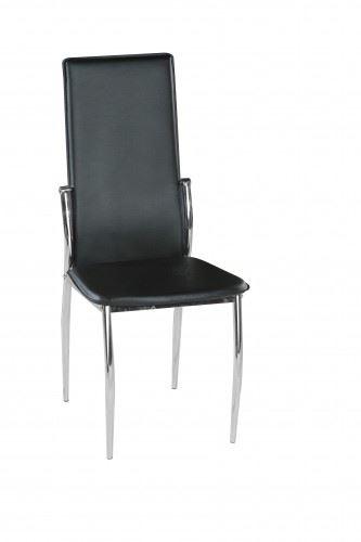 Трапезен стол Y-105, черен