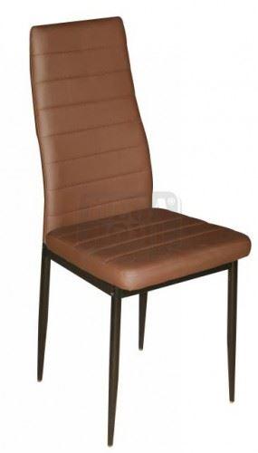 Трапезен стол Y-201 Brown, кафяв