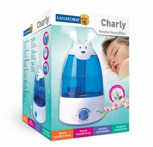 Детски овлажнител за въздух Charly Lanaform