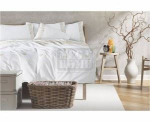 Луксозен спален комплект с бродерия екрю Ted 4 - 5 части