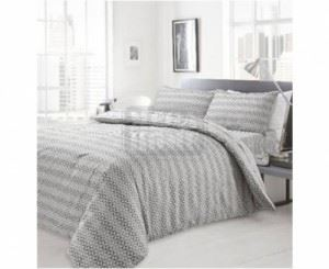 Спален памучен комплект с модерен дизайн Ted Dots Gradient 4-5 ч
