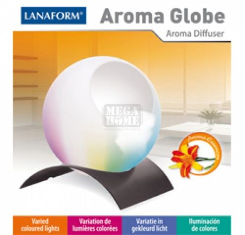 Лампа за арома и светотерапия Aroma Globe Lanaform