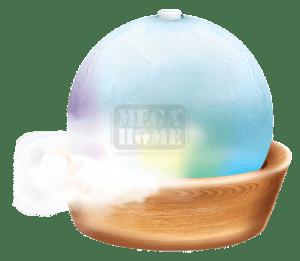 Лампа за арома и светотерапия Aroma Spring Lanaform