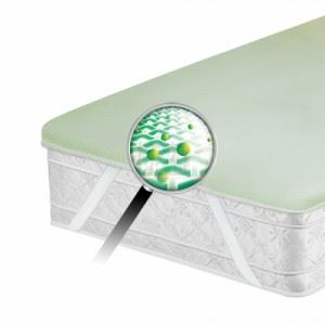 Протектор за матрак Covertech, 160 х 200 см Lanaform