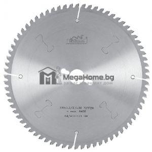 Диск циркулярен HM за алуминий  450 мм x 30 мм Pilana