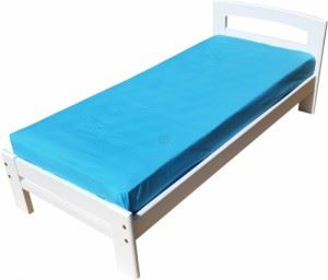 Легло от масив Flexible Тива бяло 82 - 180 х 190 - 200