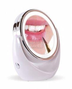 Увеличително огледало LED Mirror X10 Lanaform