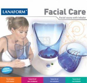 Преносима сауна за лице Facial Care Lanaform