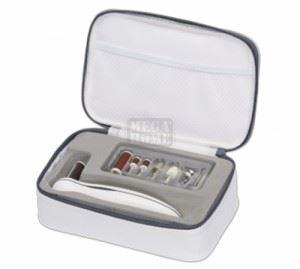 Комплект за маникюр и педикюр Nails Care Lanaform