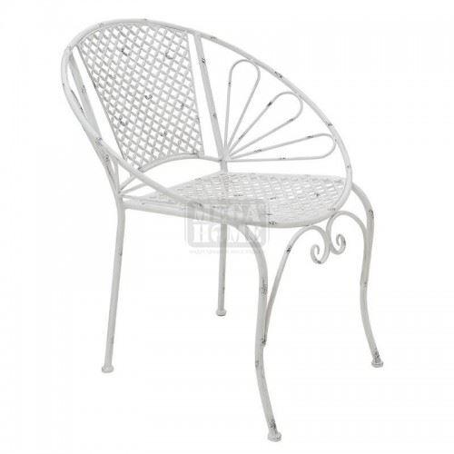 Метален стол Inart 3-50-130-0014