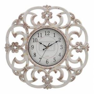 Античен стенен часовник, 45.7 см Inart
