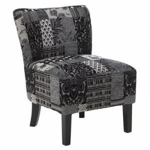 Стол с ниска облегалка Inart 3-50-251-0057
