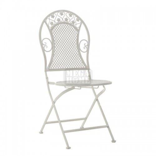 Метален стол Inart 3-50-907-0058
