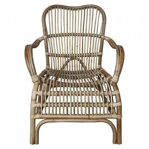 Плетен стол Inart 3-50-549-0005