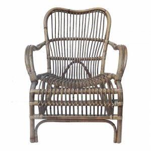 Плетен стол Inart 3-50-549-0006