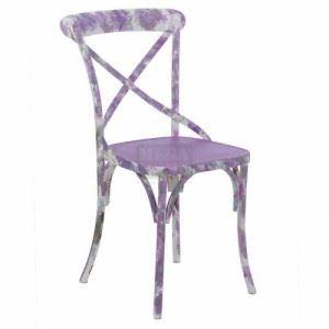 Метален стол Inart 3-50-410-0005
