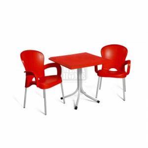 Маса и 2 стола комплект N-art